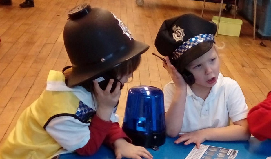 Kidszone police force 1